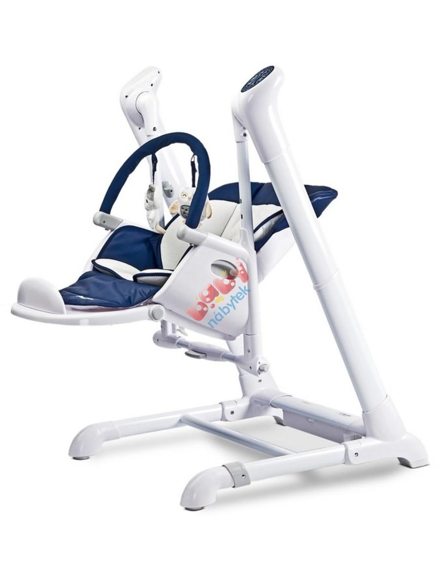 5a926867f4a4 Detská jedálenská stolička 2v1 Caretero Indigo navy Modrá · Kliknite pre  zväčšenie ...