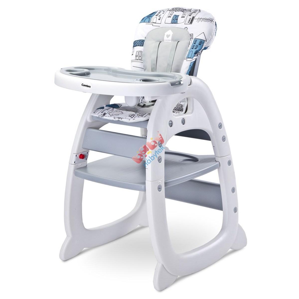 683c44225382 Jedálenská stolička CARETERO HOMEE grey Sivá - Jedálenské stoličky ...