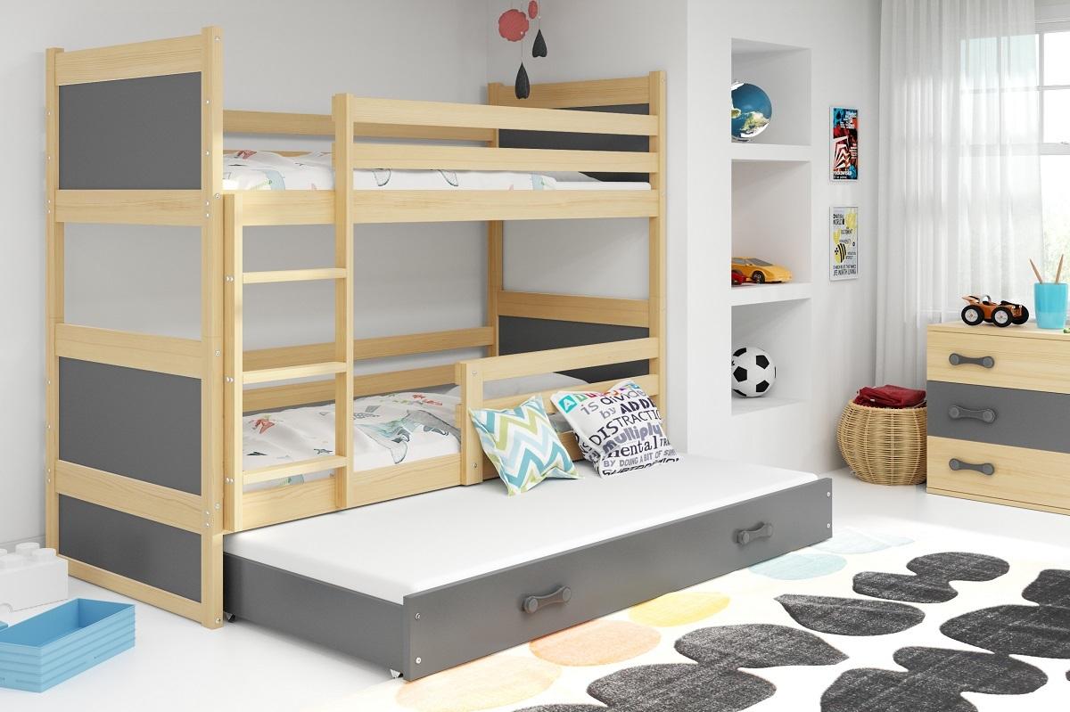 Detská posteľ Ourbaby Rocky 180x90 cm