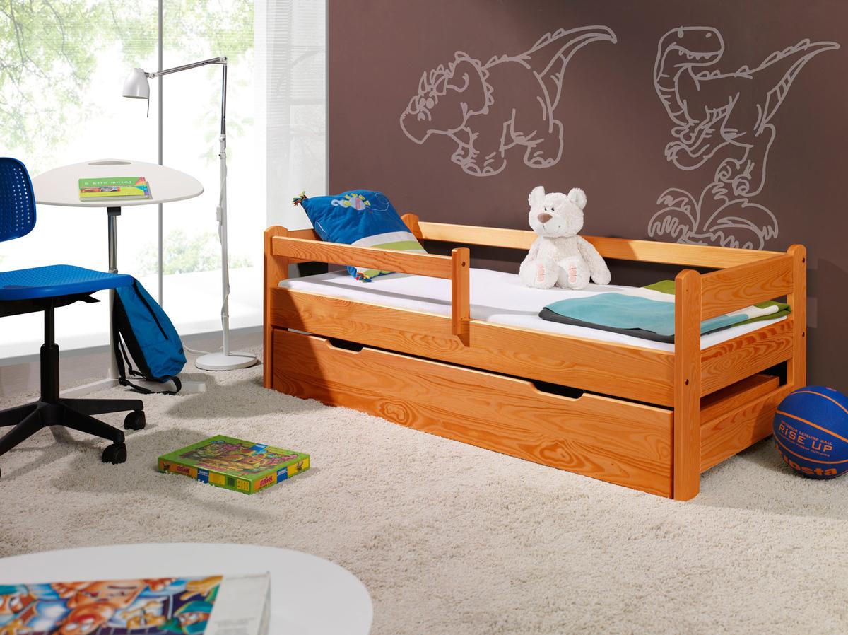 Detská posteľ Ourbaby Guardy Alder jelša 160x70 cm