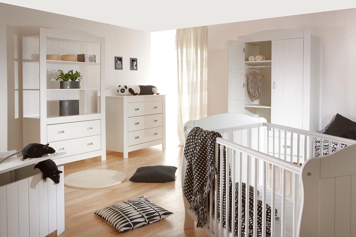 Detská izba Fino I postieľka s úložným priestorom
