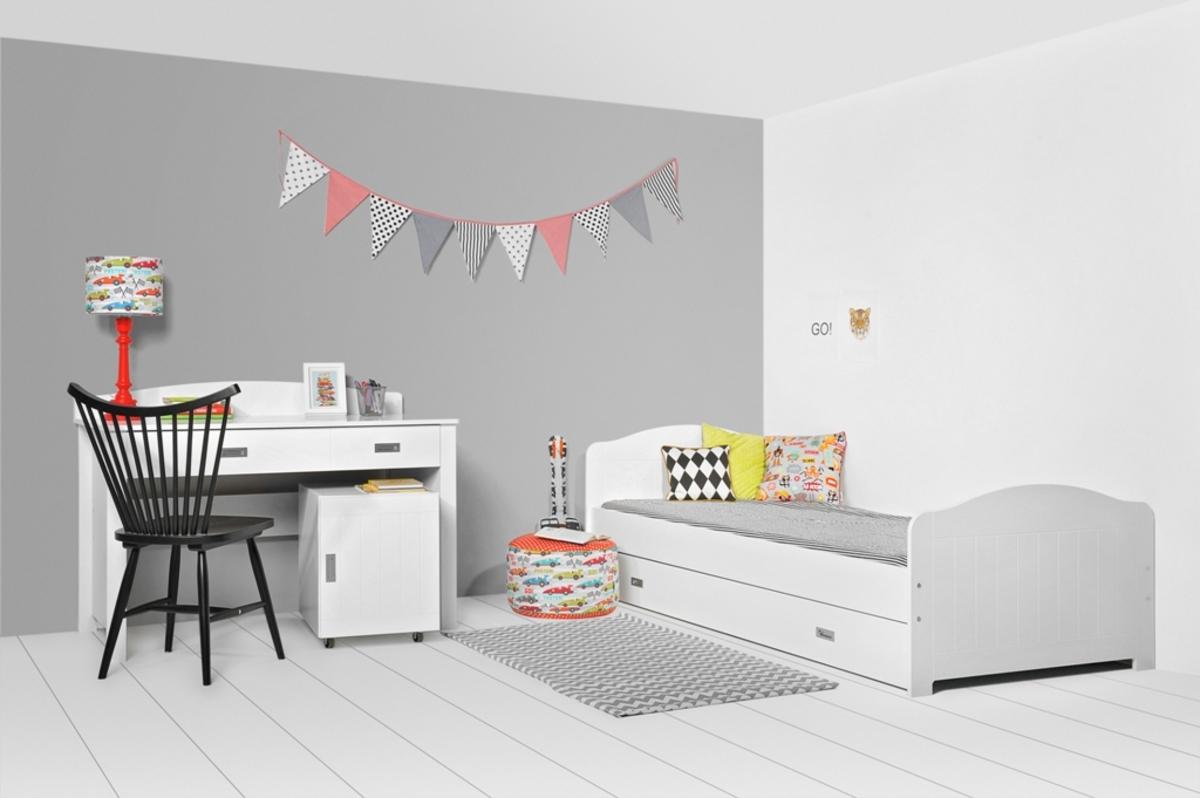 Detský izba Fino II polička