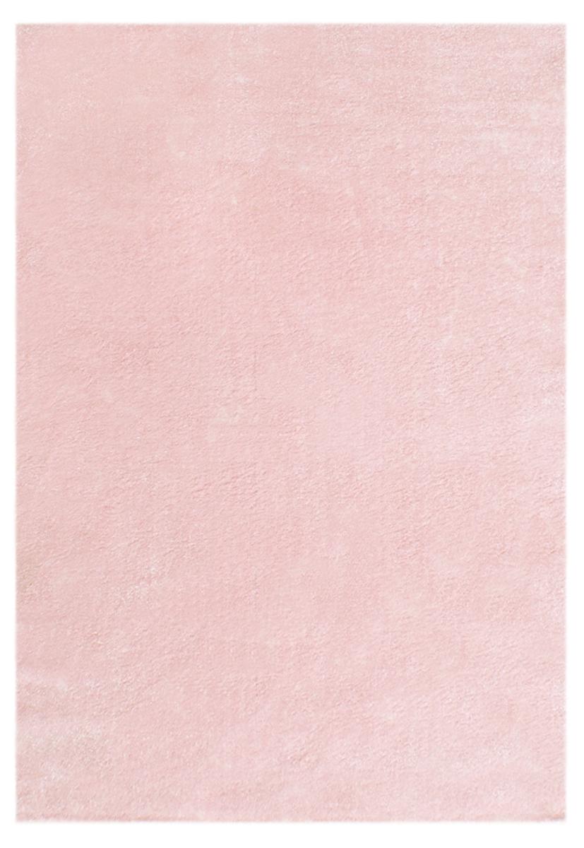 Detský koberec UNIFARBEN - ružový 120 x 180 cm