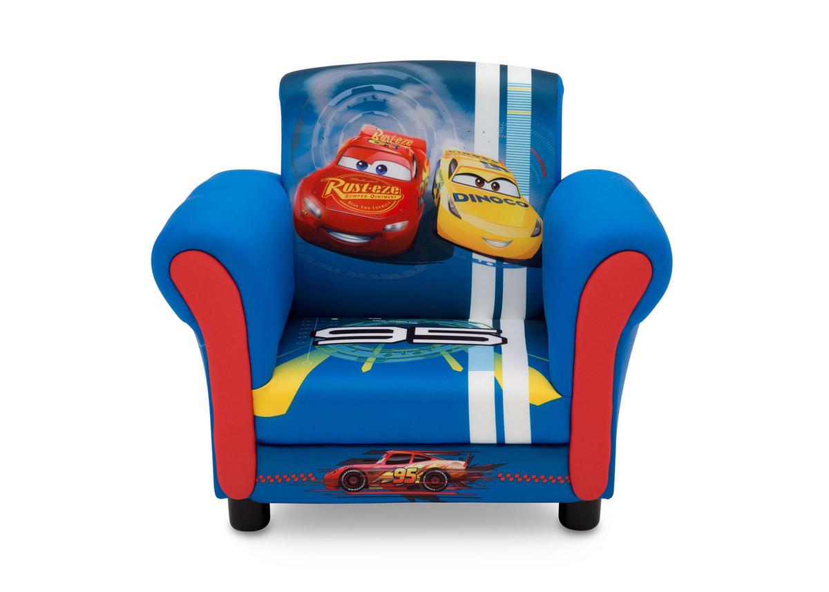 Disney detské čalúnené kresielko - Autá 2 CARS UP83571CR