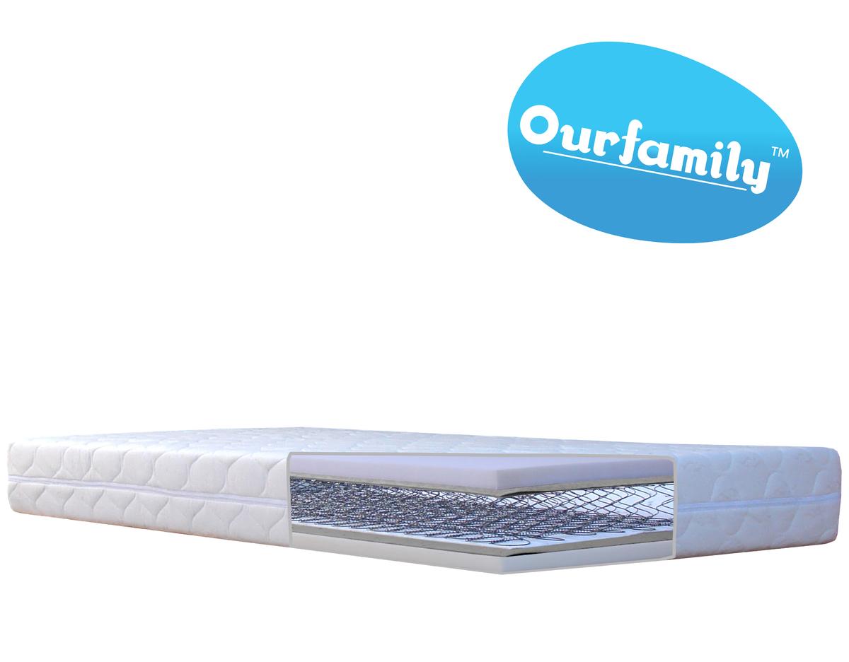Matrace Ourfamily ALEX 200x140 cm