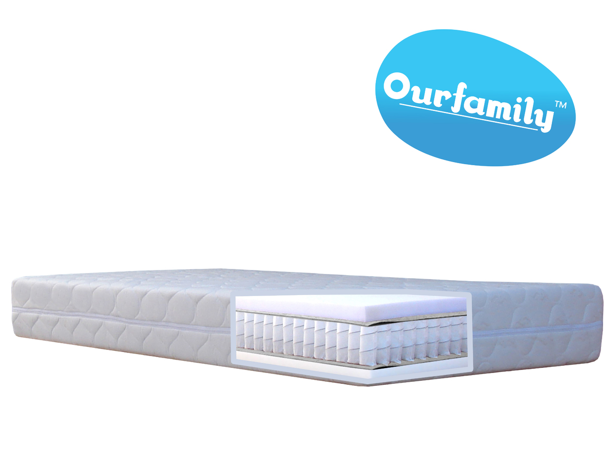 Matrace Ourfamily MAX 200x140 cm