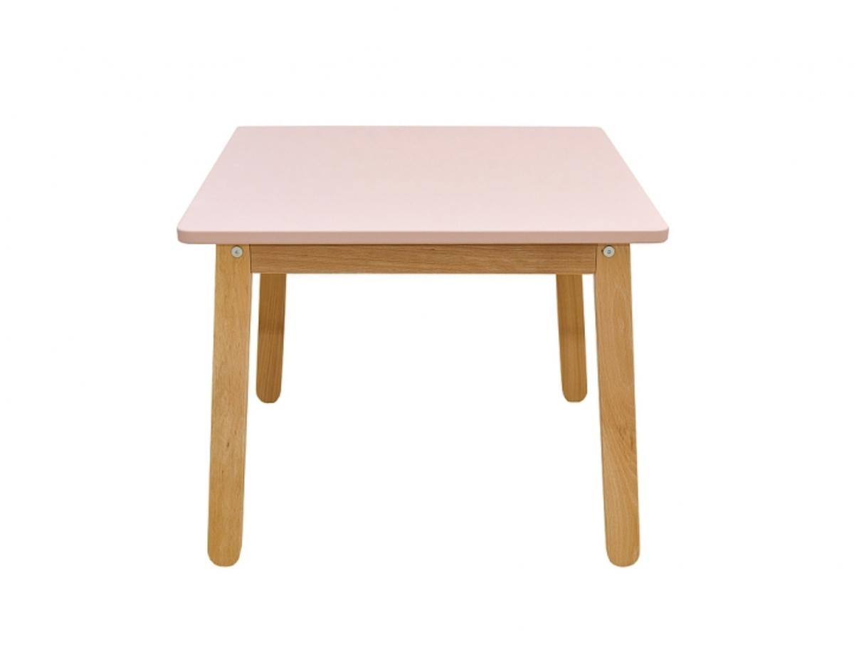 Detský stôl - Woody Pink