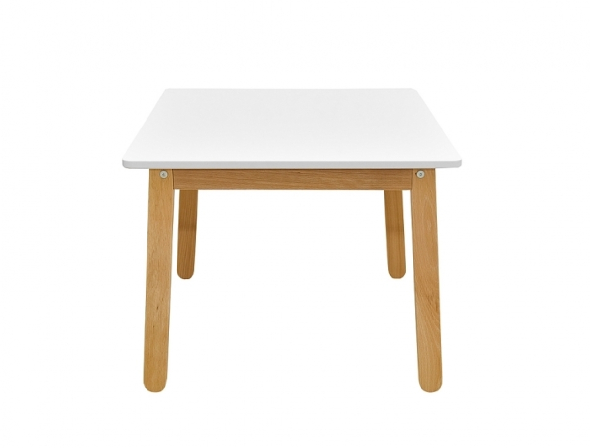 Detský stôl - Woody White
