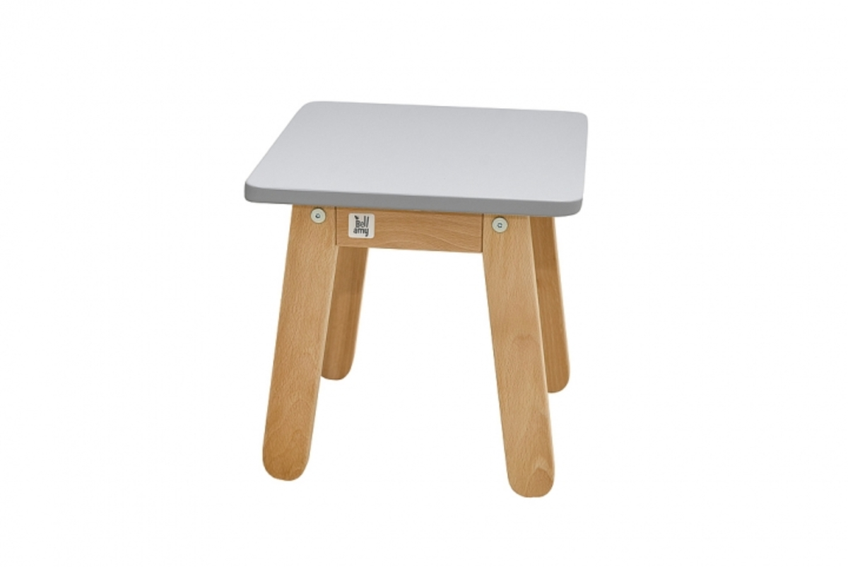 Detská stolička - Woody Grey