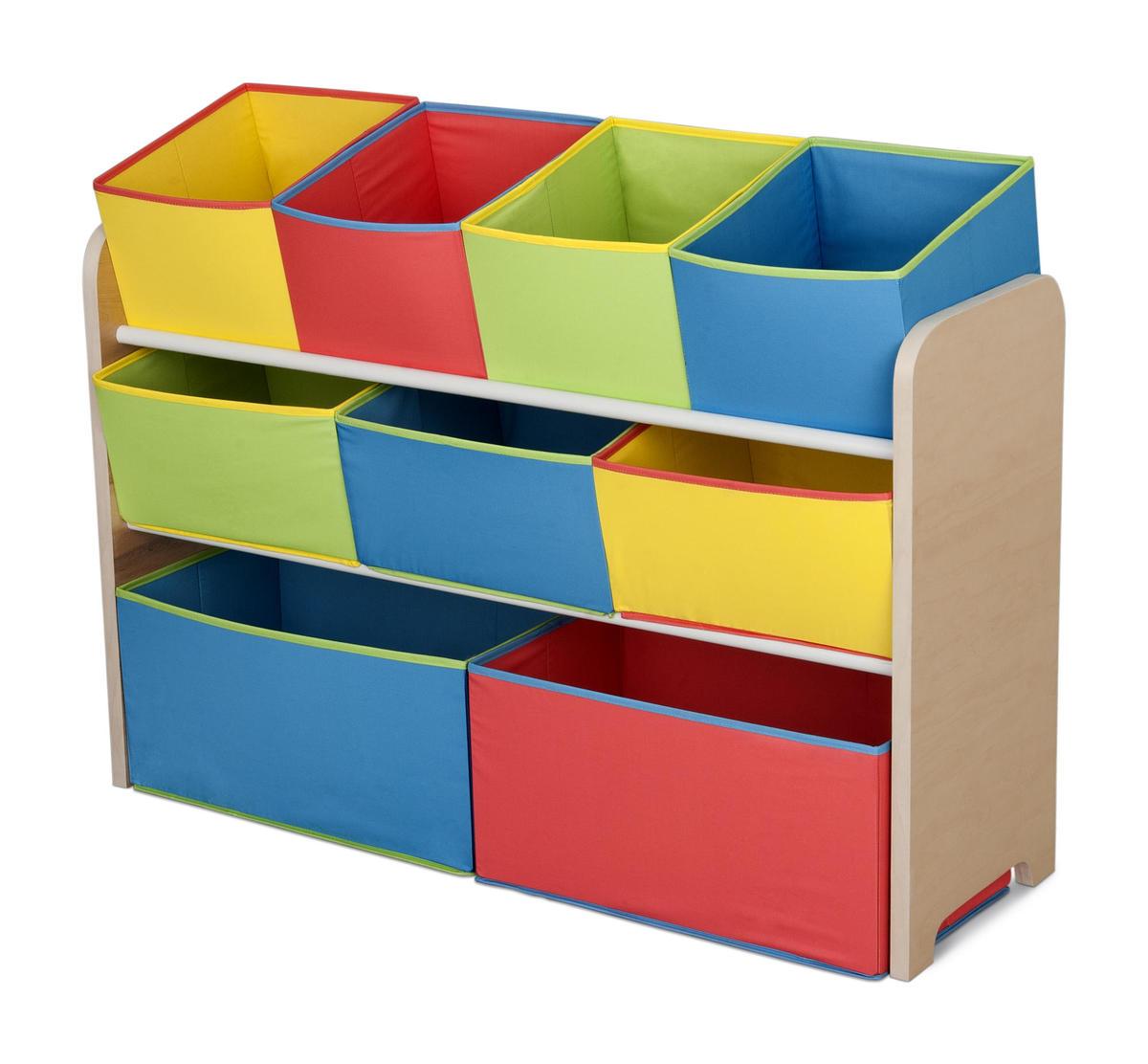 Organizér na hračky - multicolor TB84752GN