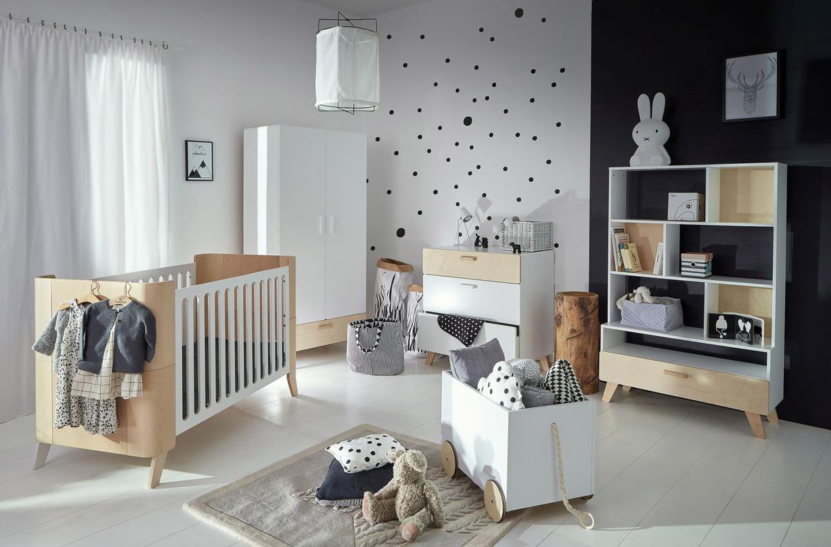 Detská izba HOPPA komoda