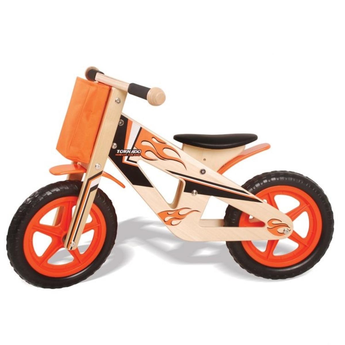 Detské drevené odrážadlo - tornádo