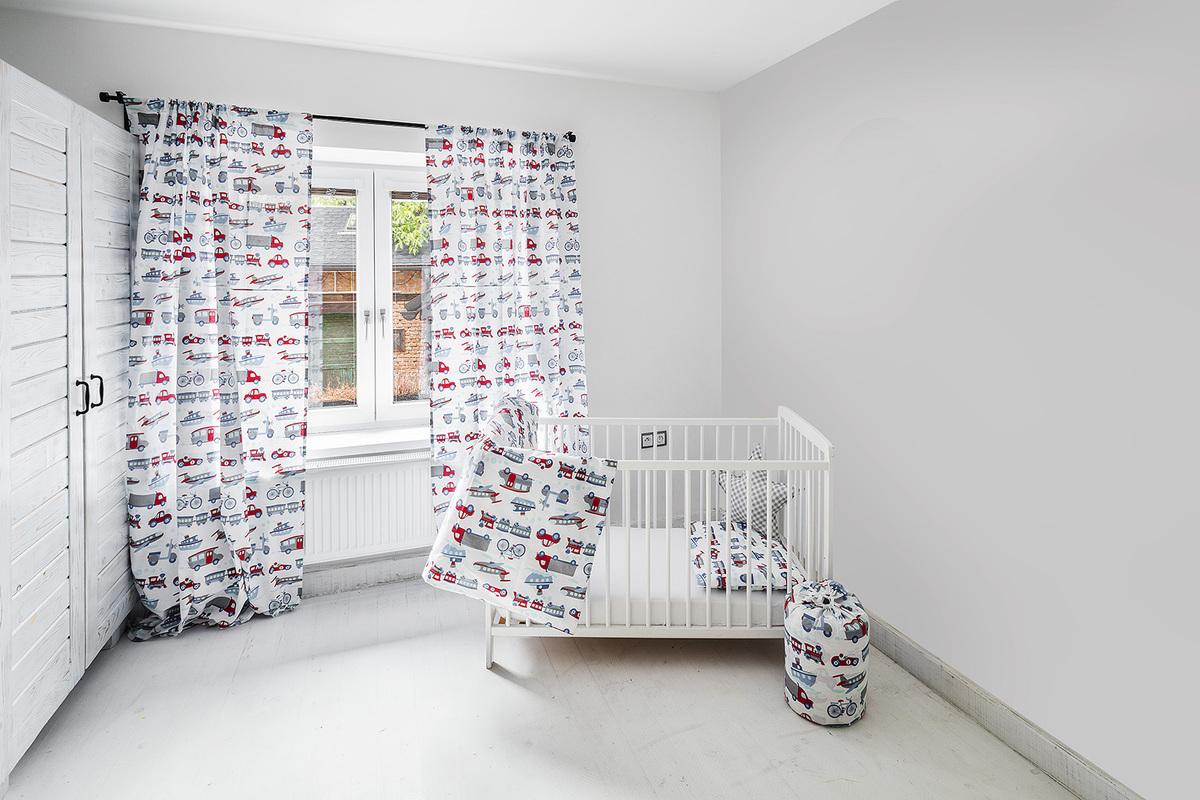 Detské závesy - autá 71 167x150 cm