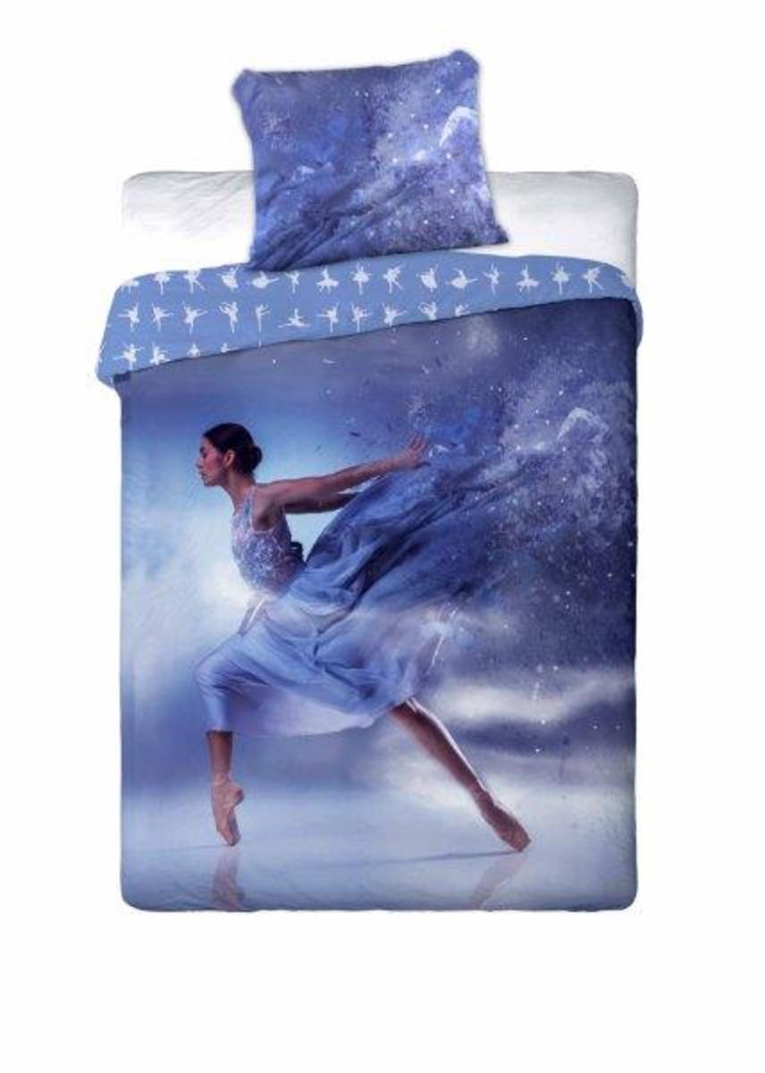 Obliečky - balet 140x200 cm