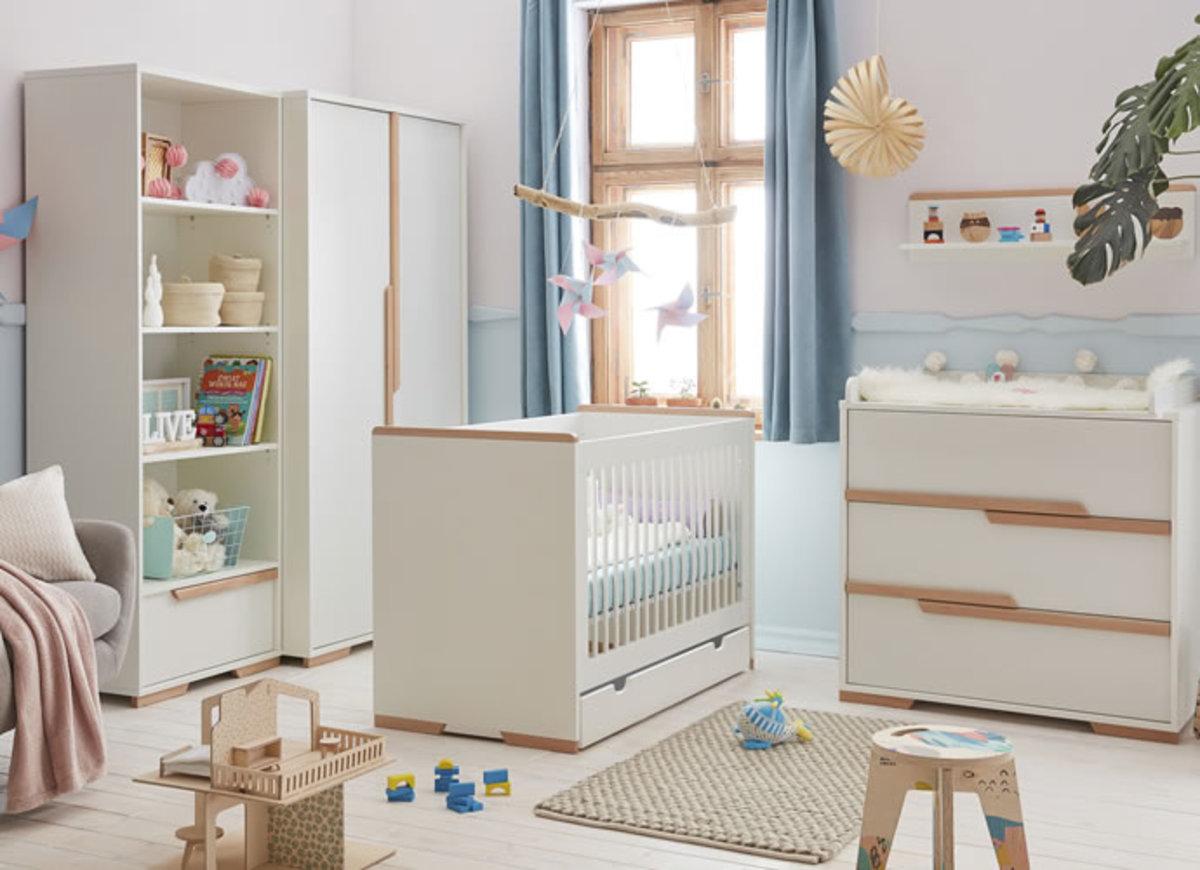 Detská izba SNAP úložný priestor k postieľke 120 x 60 cm
