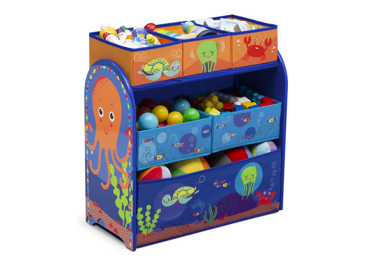 Organizér na hračky Oceán