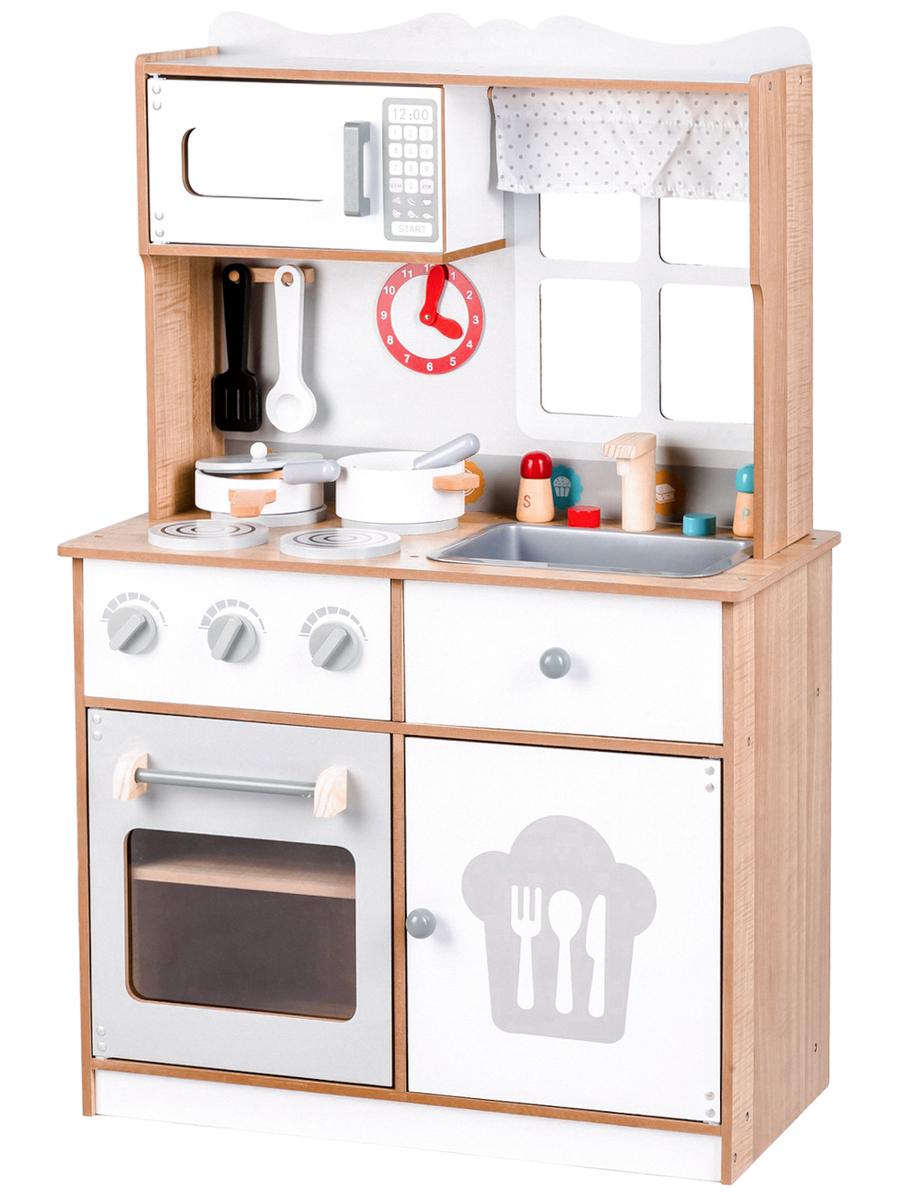 Detská drevená kuchynka Comfort