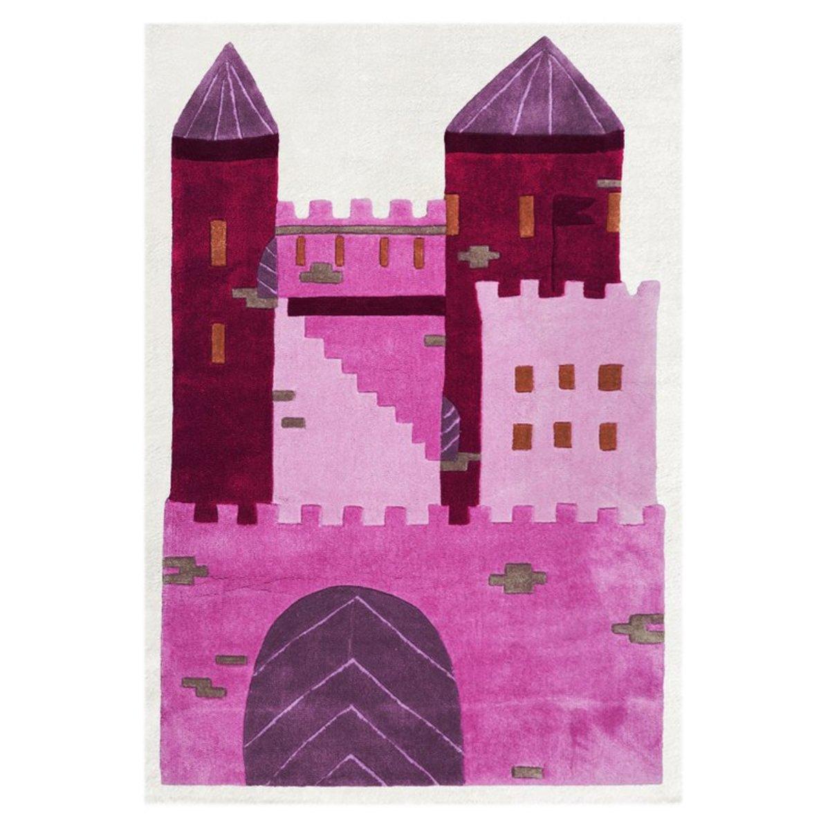 Detský koberec princeznin zámok 120x180 cm Princess caslte