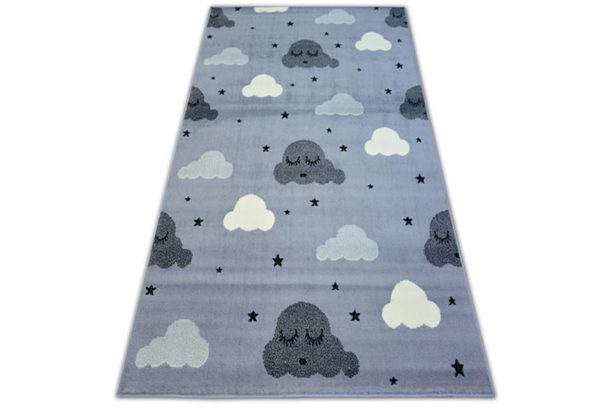 Detský koberec Obláčiky 120 x 160 cm