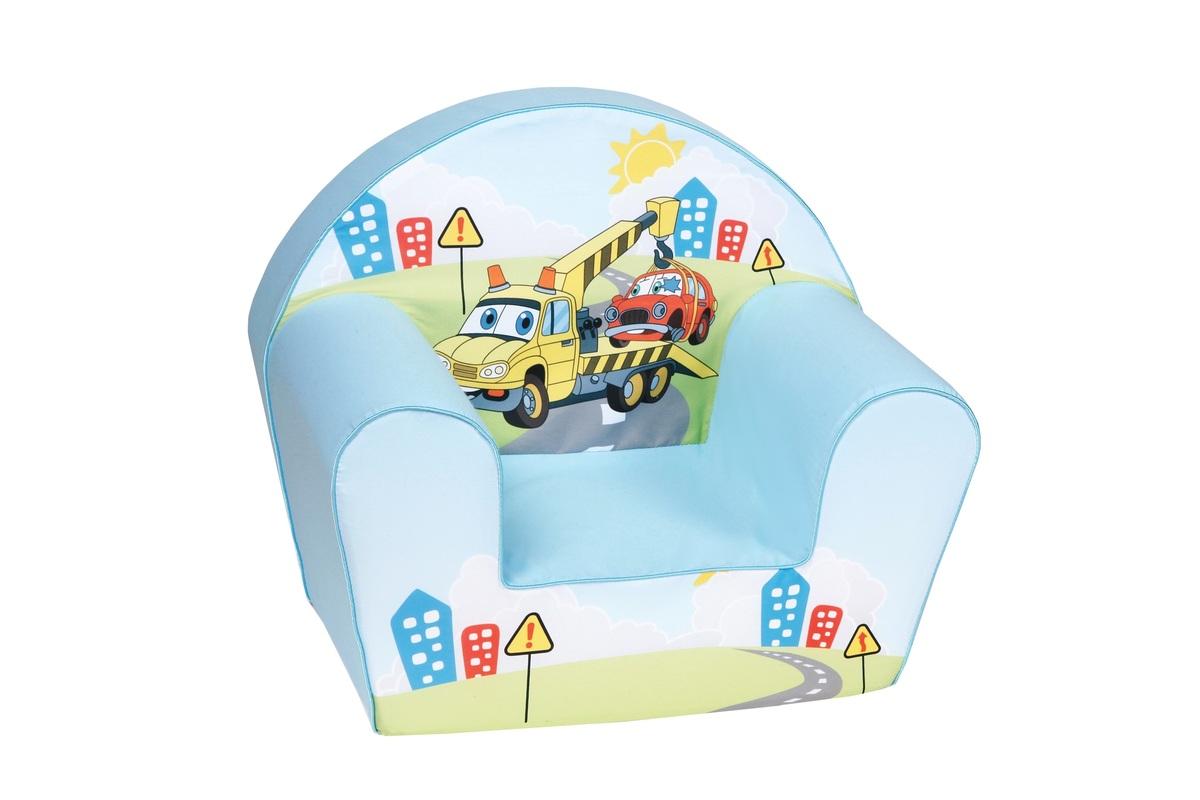 Detské kresielko Odťahové auto