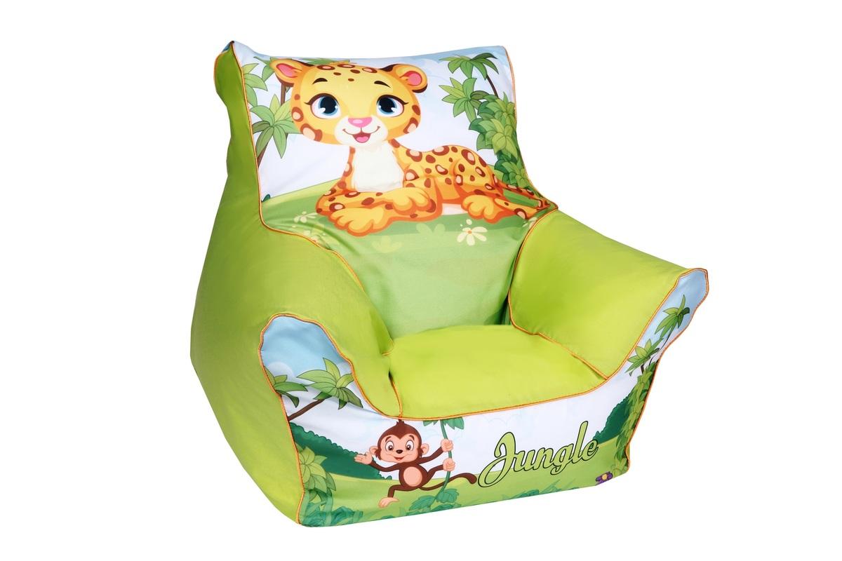 Detský sedací vak Jungle