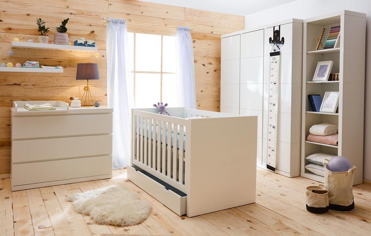 Detská izba Lara postieľka 120 x 60 cm