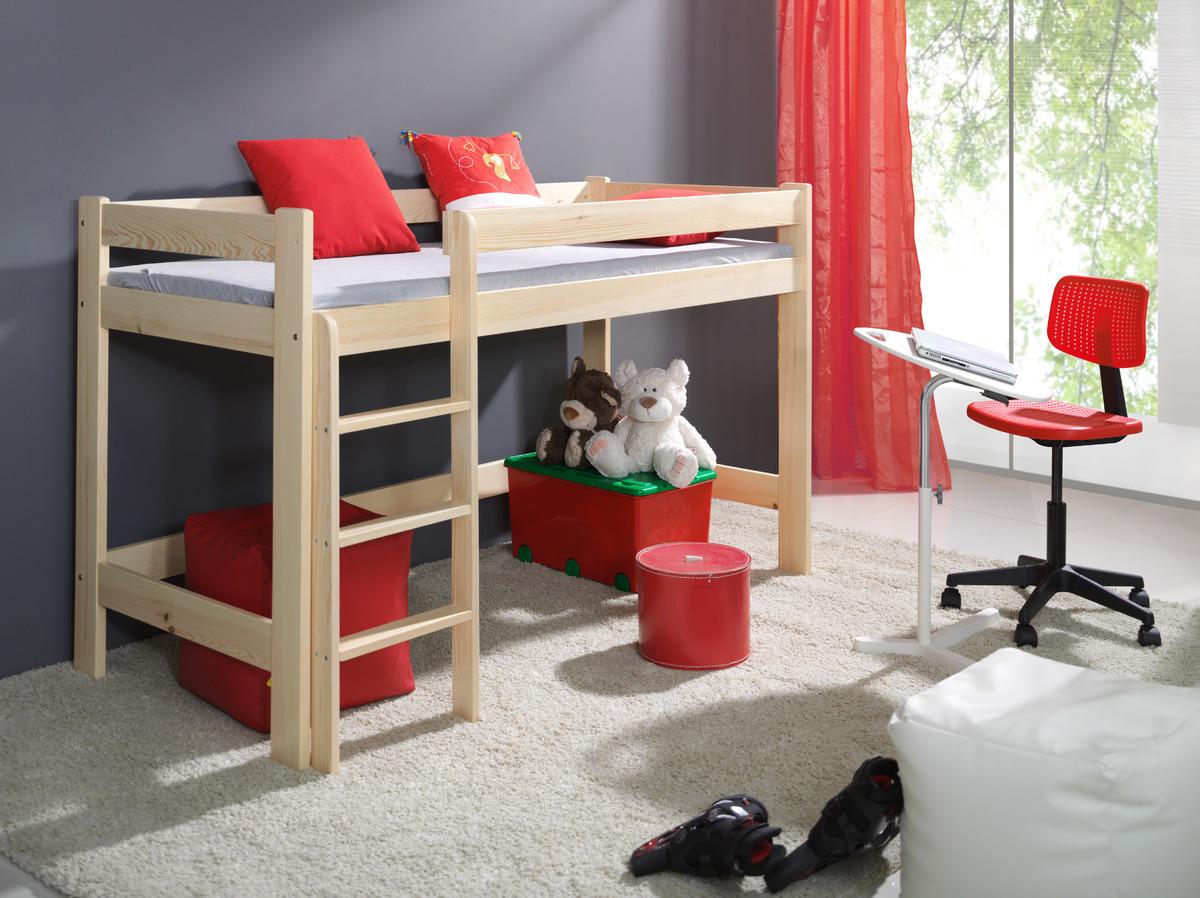 Detská posteľ Laura 180x80 cm borovica