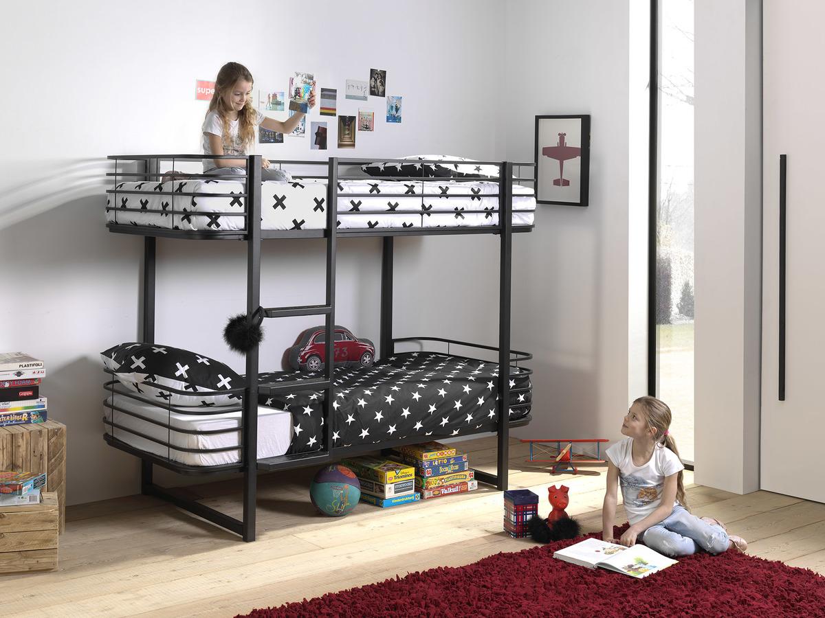 Detská poschodová posteľ Oscar