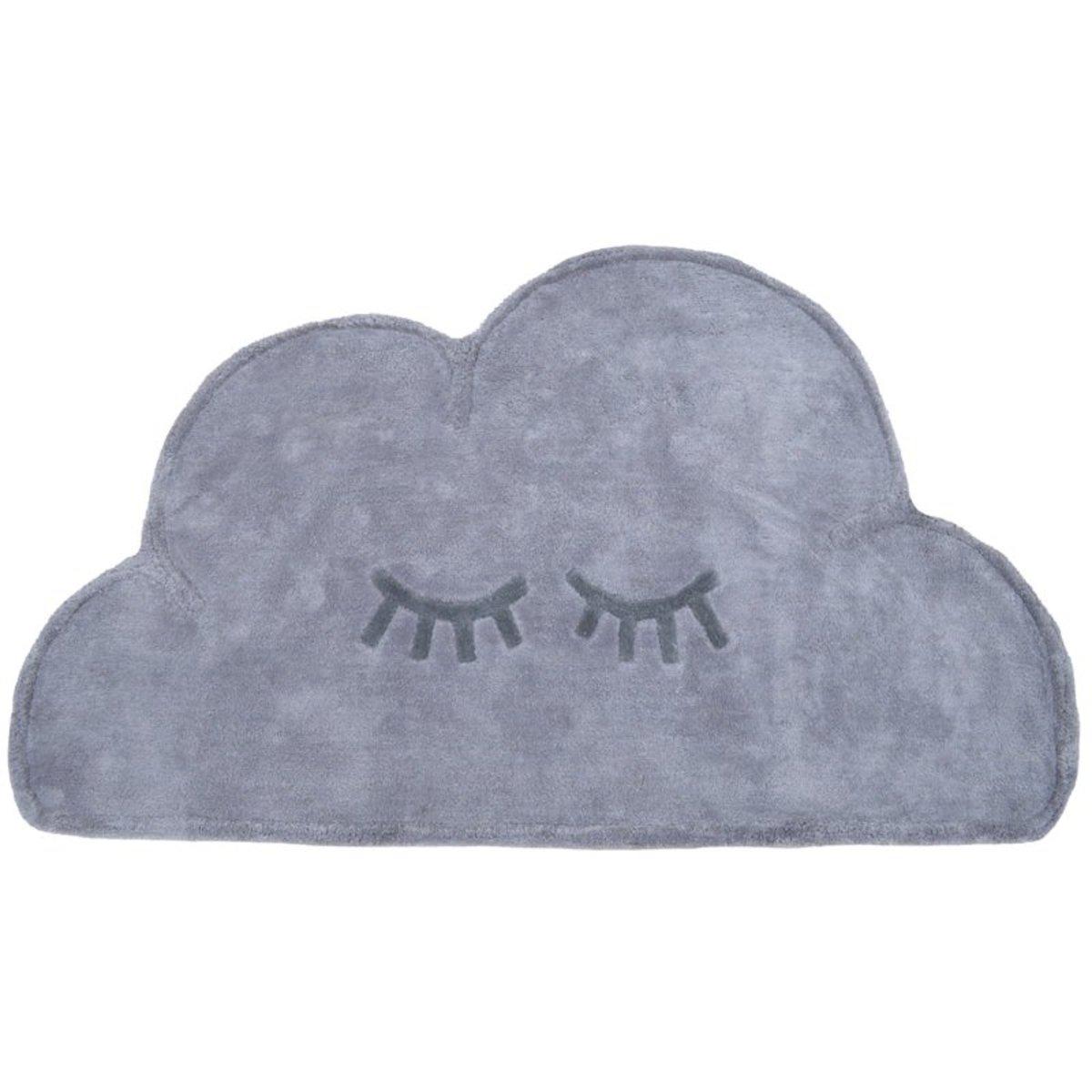 Detský koberec Mráčik - šedý Cloud 60x110 cm