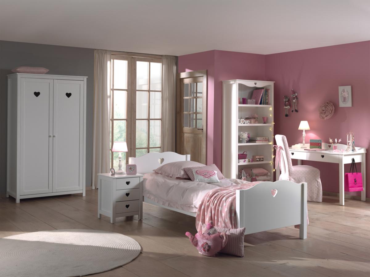 Detská izba Amori posteľ s rámom na nebesá