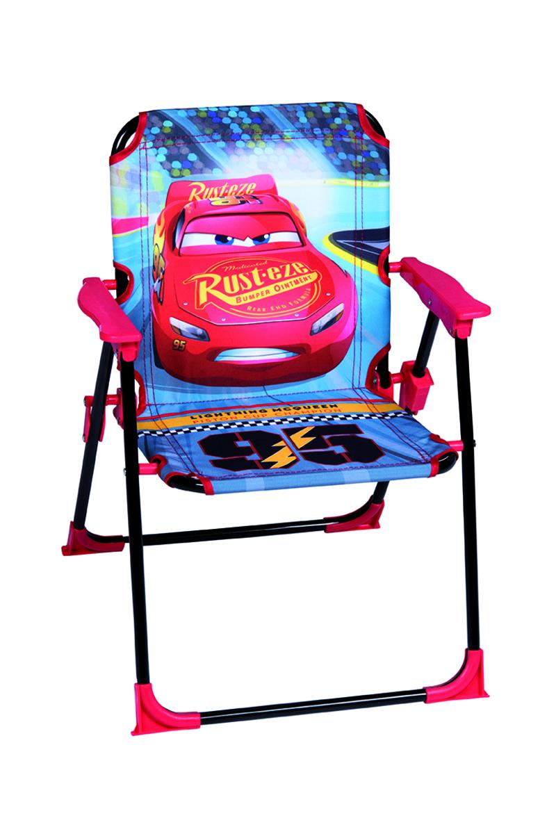Detská campingová stolička Autá
