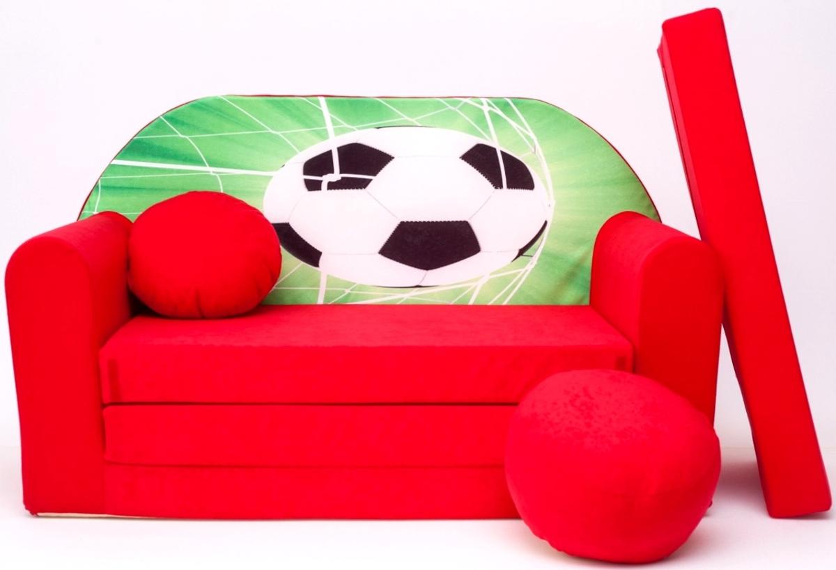 Detská pohovka - futbal D3 +