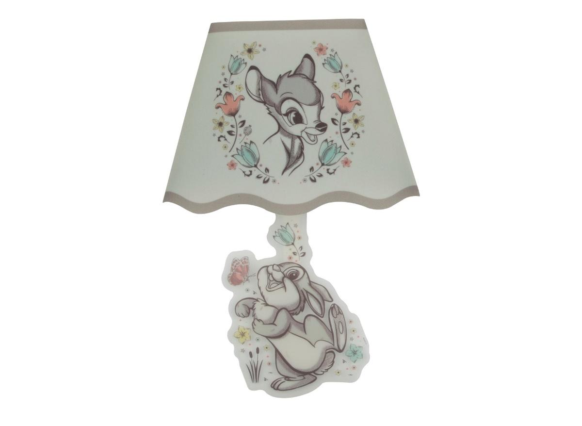 Detská nástenná LED lampička Bambi