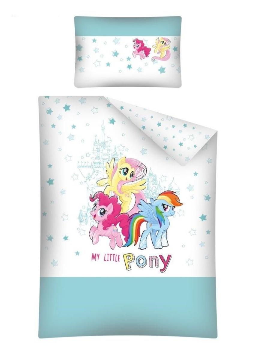 Detské obliečky My Little Pony 135x100 + 60x40 cm