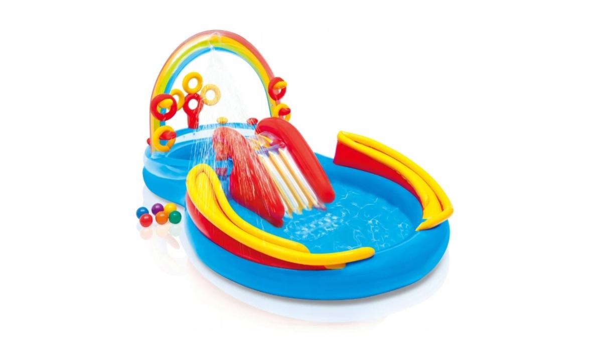 Detský nafukovací bazén Dúha