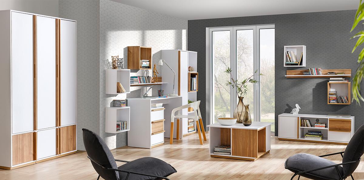 Detský izba Evade 07 polička 119 cm