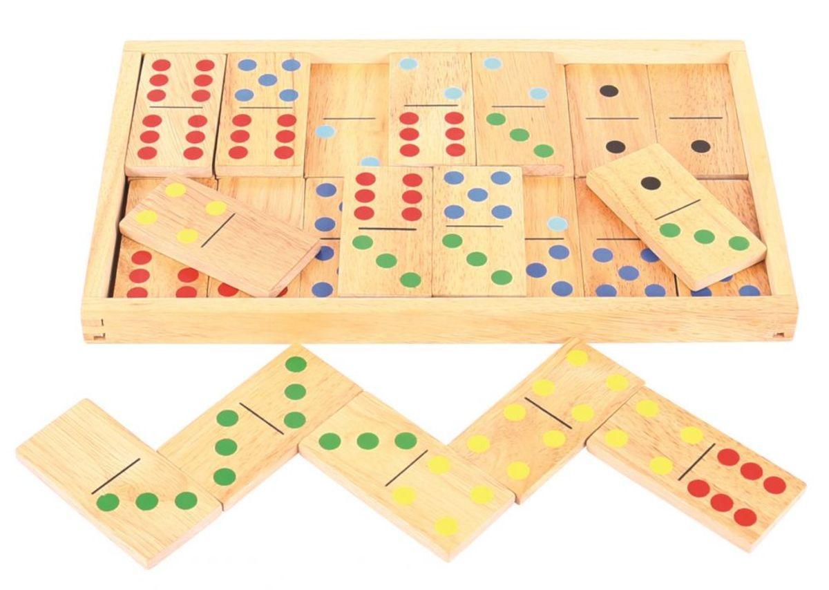 Drevené domino XXL Giant dominoes
