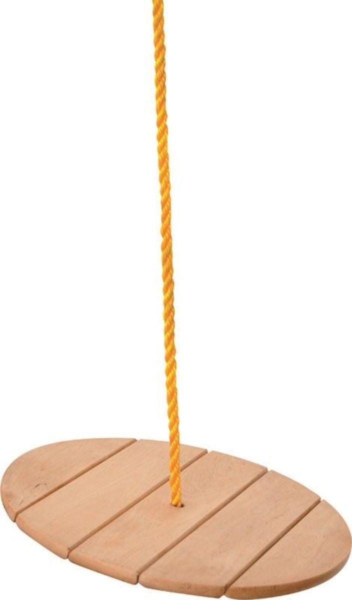 Drevená hojdačka kruhová do 50 kg wooden swing