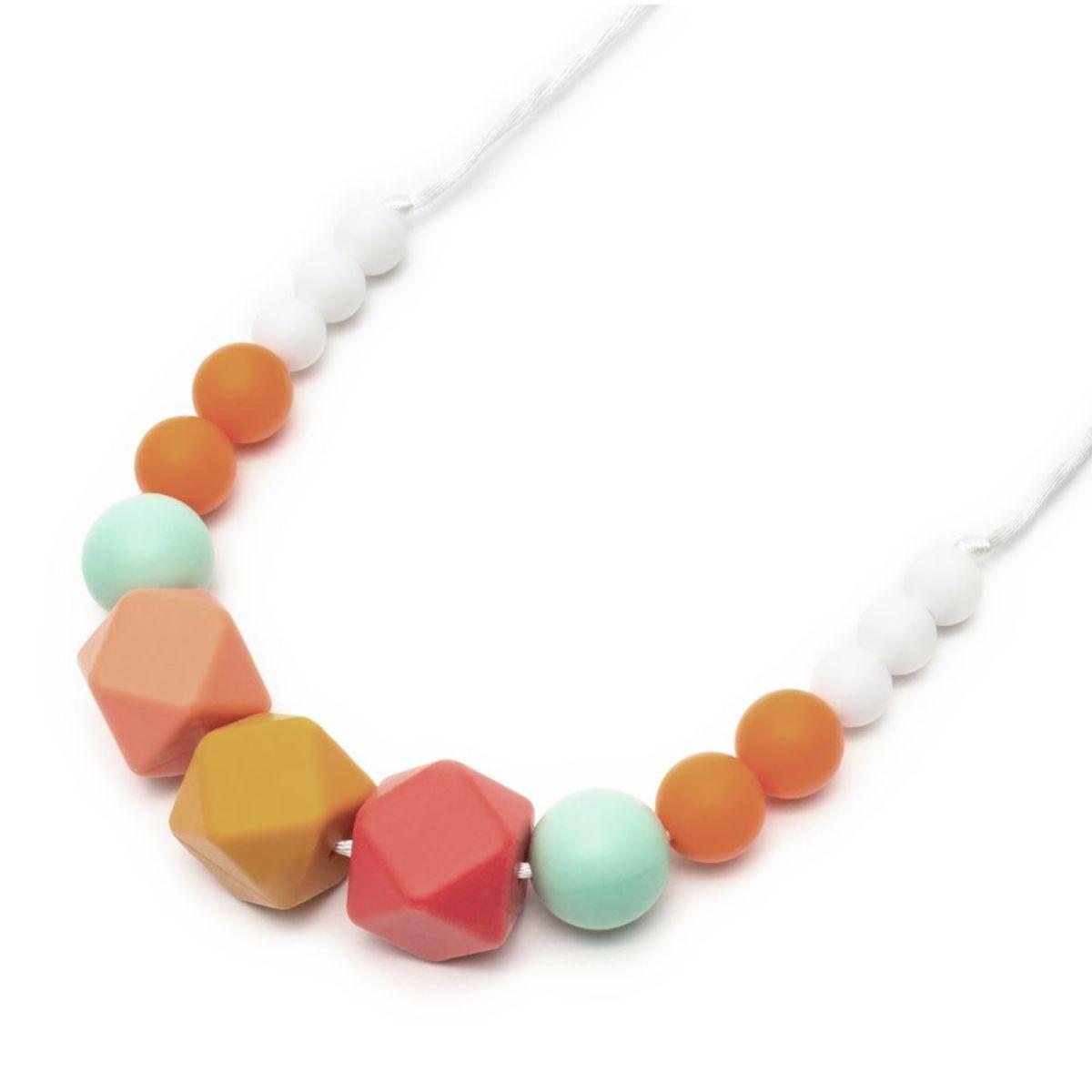 Silikónové dojčiace korále Kenzo Silicone necklace