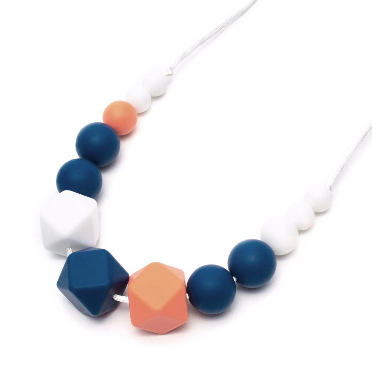 Silikónové dojčiace korále Tommy Silicone necklace