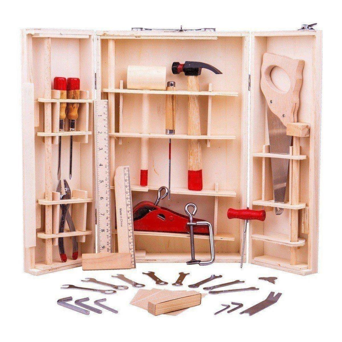 Poloprofesionálna sada náradia Children's tools set