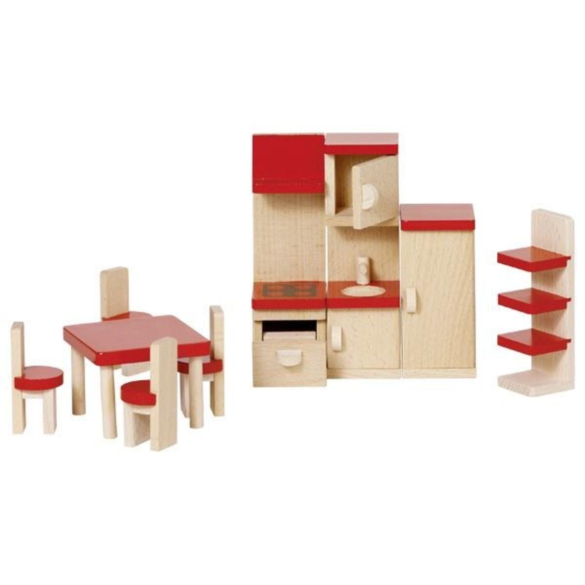 Nábytok do kuchyne pre bábiky Doll furniture