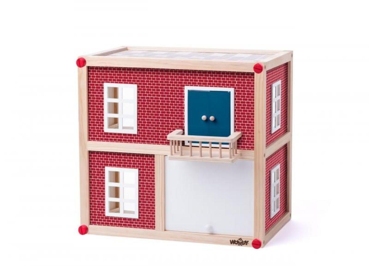 Moderné domček pre bábiky Bridget Doll house