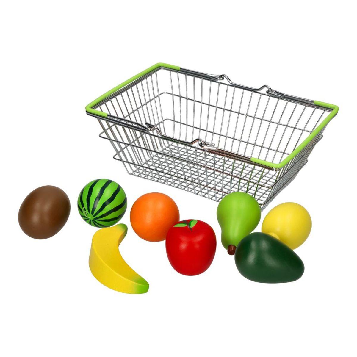 Nákupný košík s ovocím Grocery fruit basket