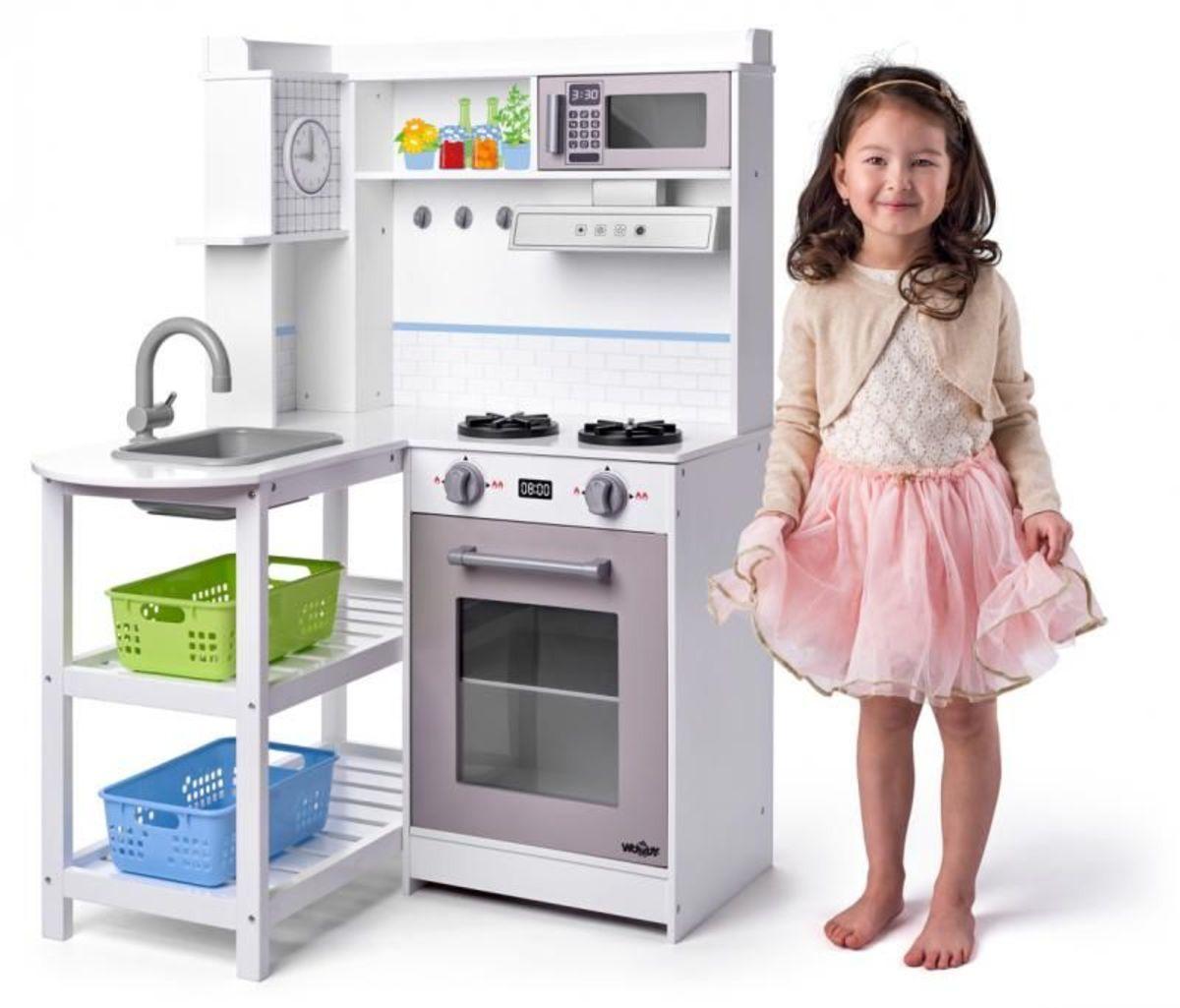 Interaktívny kuchynka Kelly s príslušenstvom Interactive kitchen