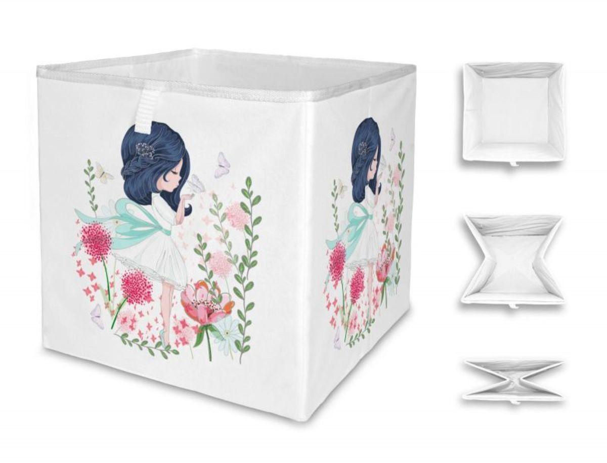 Mr. Little Fox úložná krabica Agnes - kvety okolo mňa Fairy