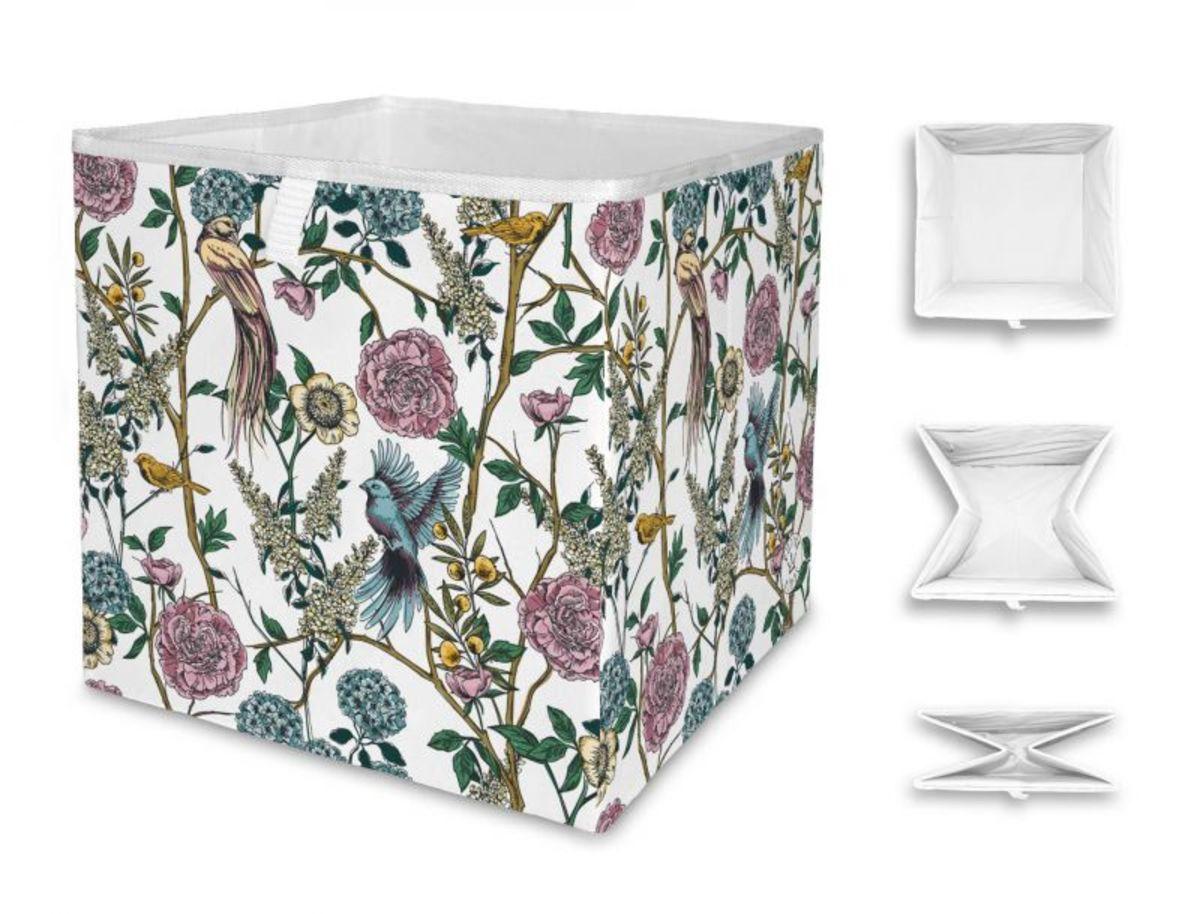 Butter Kings úložná krabica kvety Flowers