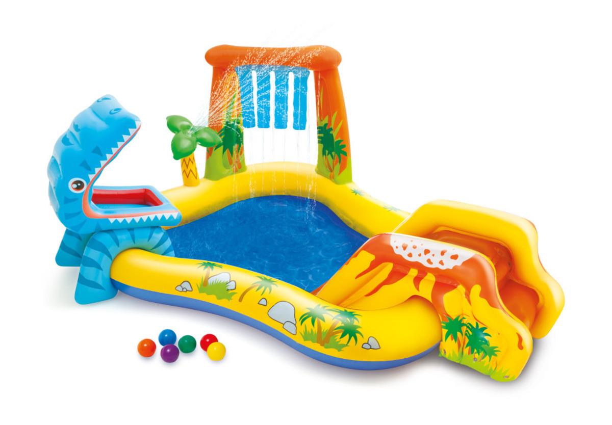 Detský bazén Dinosaurus Kids pool
