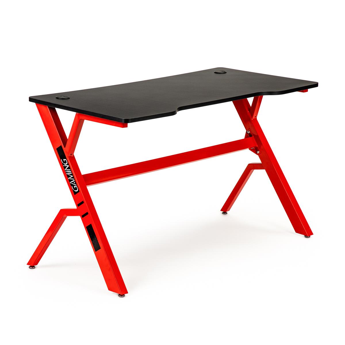 """Gamingový stôl ModernHome ,, X """" Gaming table"""