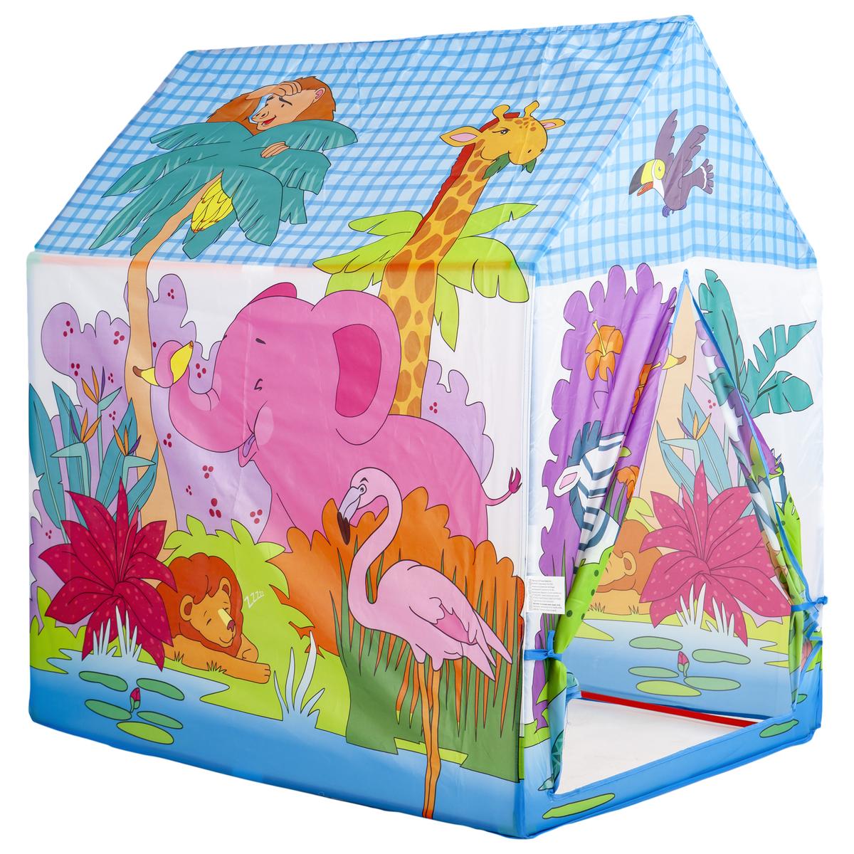 Detský stan - Zoologická záhrada Zoo tent